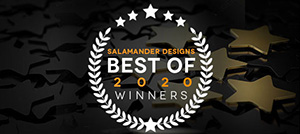 Salamander Top Global Distributor Award