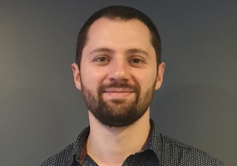 Kevin Marchelidon joins the Crestron Sales Team in France as Sales Engineer